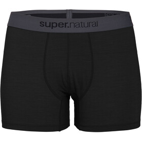super.natural M's 175 Base Mid Boxer Caviar